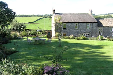 Luxury Farmhouse in Malhamdale - Bell Busk