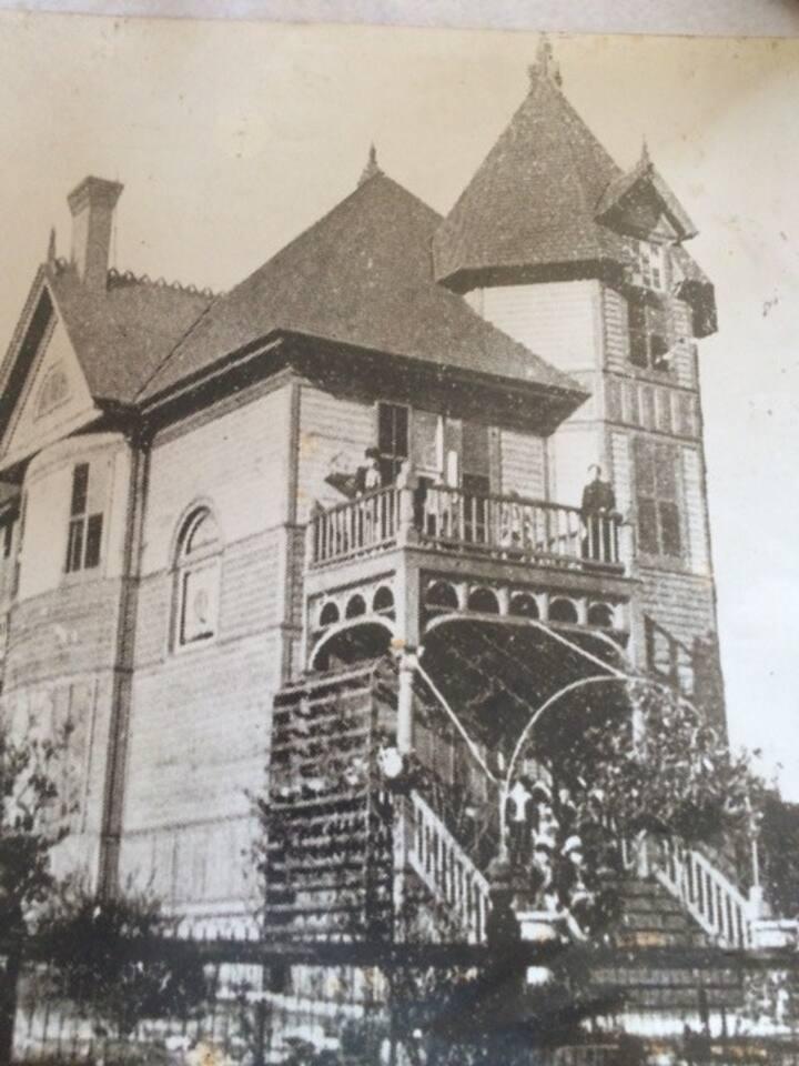 Grand Victorian Circa 1890