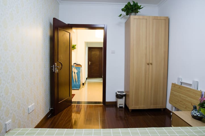 【Lee's home】北师大/北影/北京国际旅行卫生保健中心 干净整洁 次卧大床房