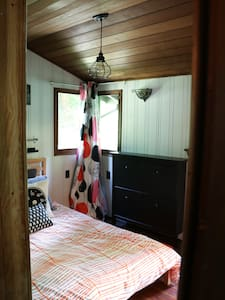 Sawmill: 80 year old cabin - Boulder Creek - Cottage