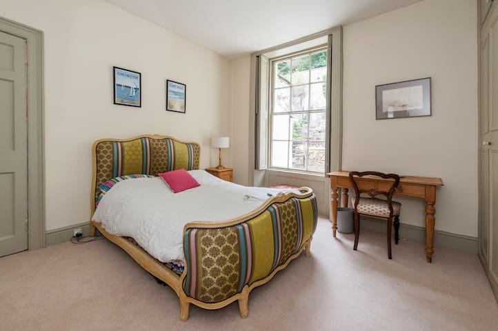 Beautiful Georgian rooms sleeps 2-3