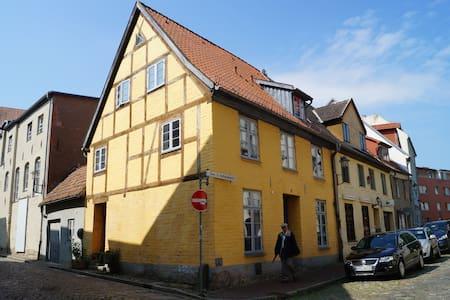Urlaub in der Rostocker Altstadt - House
