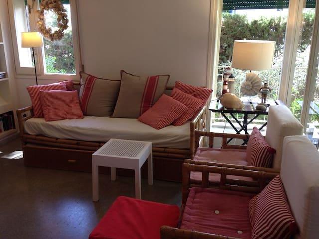Sala d'estar.