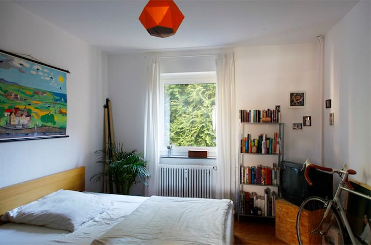 Schöne 2 Zimmer Wohnung zentral Bhv - Bremerhaven - Daire