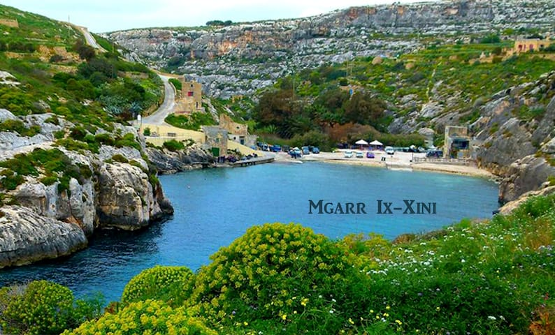 Beautiful apartment in Gozo close to Mgarr Ix-Xini - Ta' Sannat - Apartment