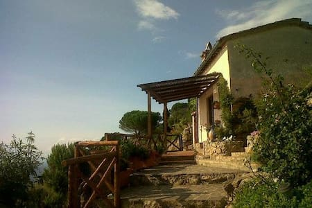 paradise argentario villa sleeps 4 - Porto Santo Stefano