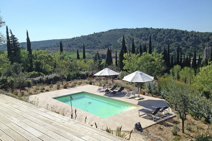 Charming Villa in Lagrasse with Private Swimming Pool