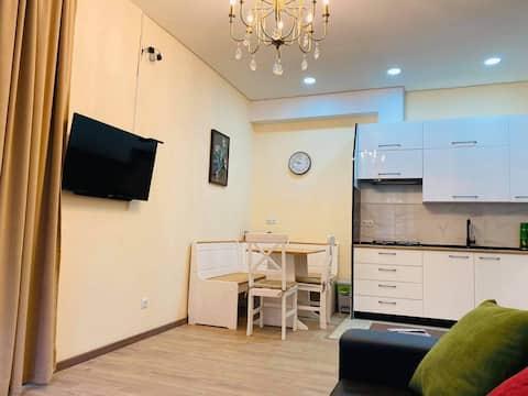 Cozy Apartment in Abastumani