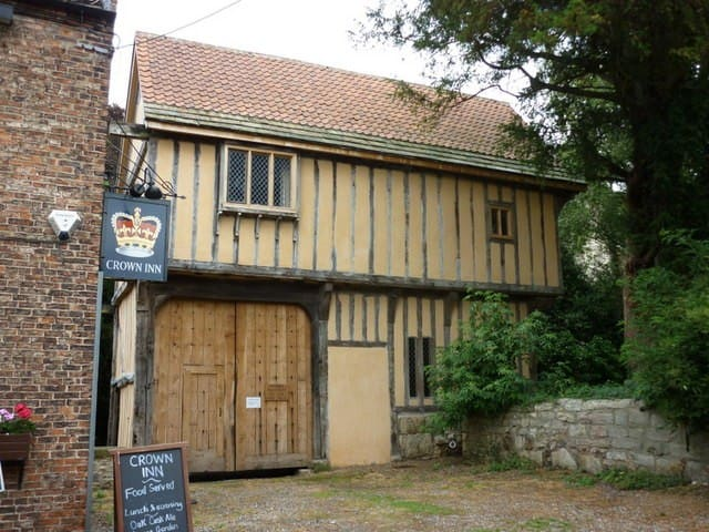 Medieval Gatehouse, York