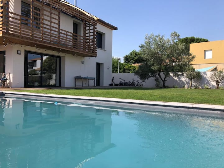 Villa Maison standing 250 m2  Perols 34470