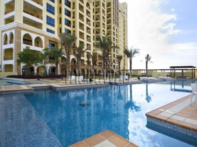 Fantastic Location on Palm Jumeirah - Dubaj