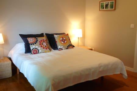Cosy Bedroom Green Belt Brussels - Overijse