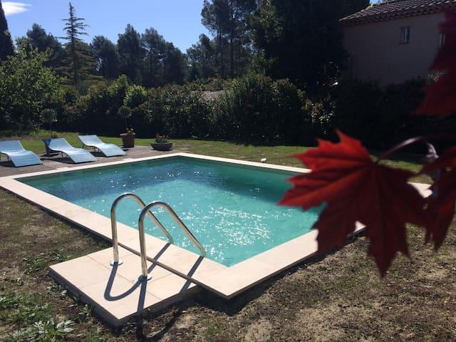 Villa au coeur du Luberon