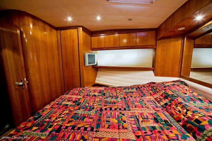 Barca milazzo affitto a cabina - Milazzo - Boat