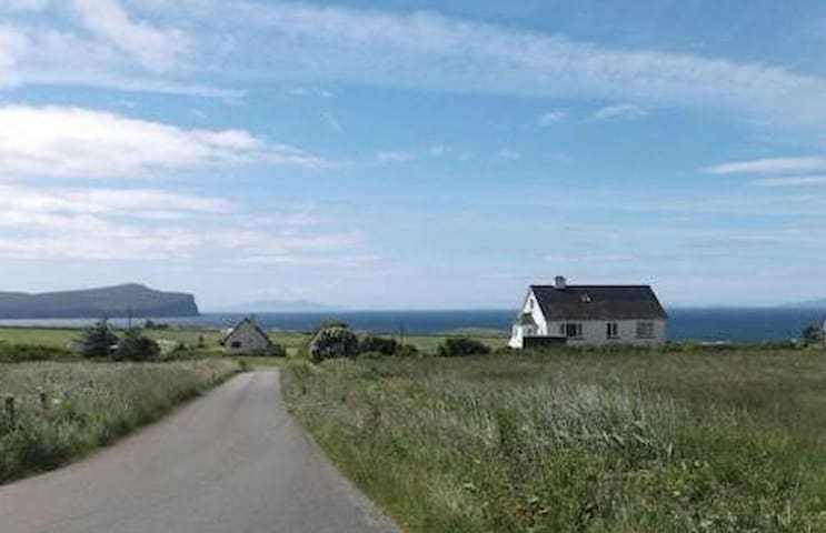Hebridean View, Isle of Skye - Hallin - Casa