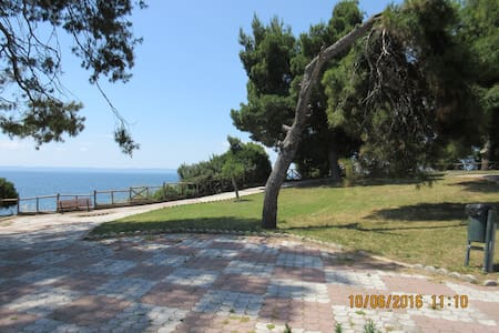 Studio Litsa No2,  50m from the beach - Metamorfosi - Apartment
