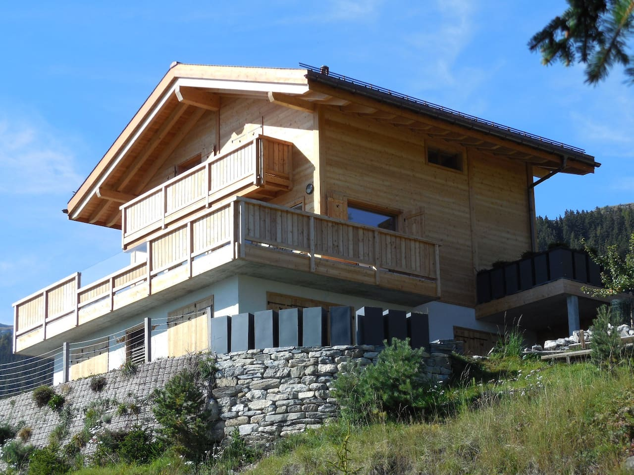 Chalet individuel neuf