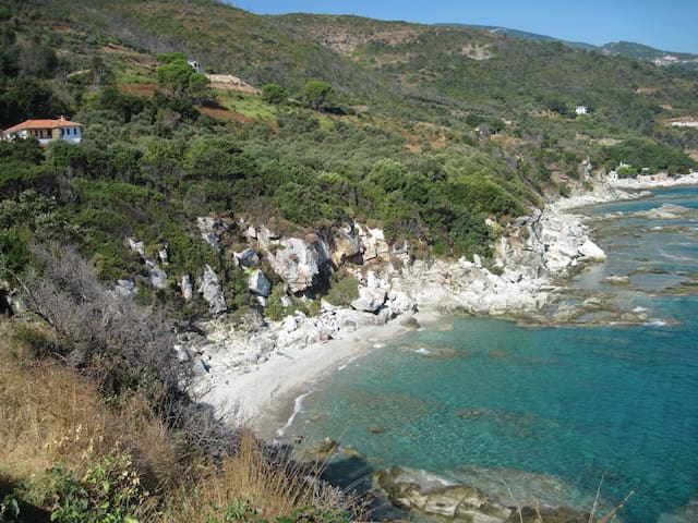 The Olive Cove - Magnesia Prefecture - Wohnung