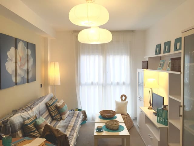 Cozy and luminous apartment beach - El Médano - Flat