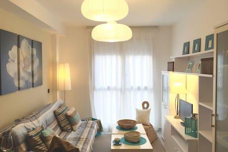 Cozy and luminous apartment beach - Apartamento
