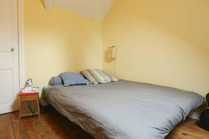 Jolie chambre calme près de Paris - Enghien-les-Bains - Townhouse