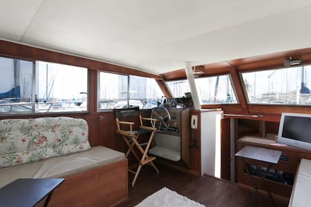 36 ft Double Cabin Boat - San Diego