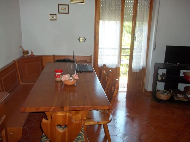 Apartment with garden - Filetto - House