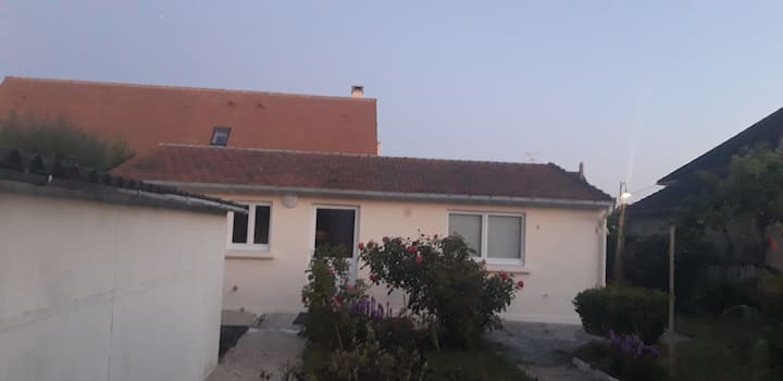 Petite maison à Dives-sur-Mer