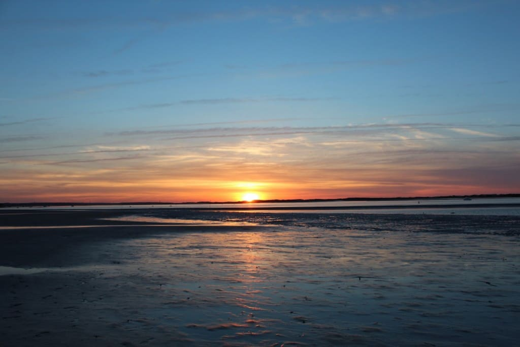 Sunsets at Millway Beach
