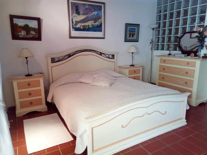 Studio Luna for couple or family  (2-to 5 persons)