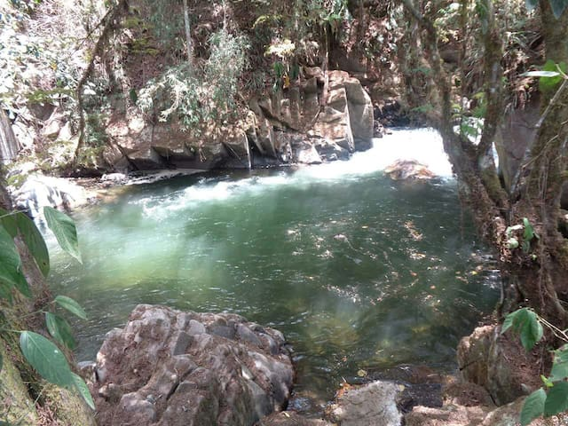 Inca Touring un recorrido hacia la naturaleza - Ibarra - House