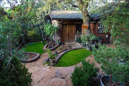 Little slice of heaven (Riverfront) in the forest! - Payson - Bed & Breakfast
