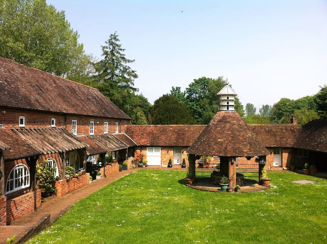 Deluxe Cottage - Chilham - Canterbury - Huis