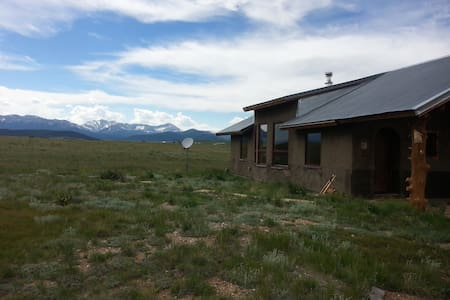 Strawbale and Earthship Compound - Jefferson