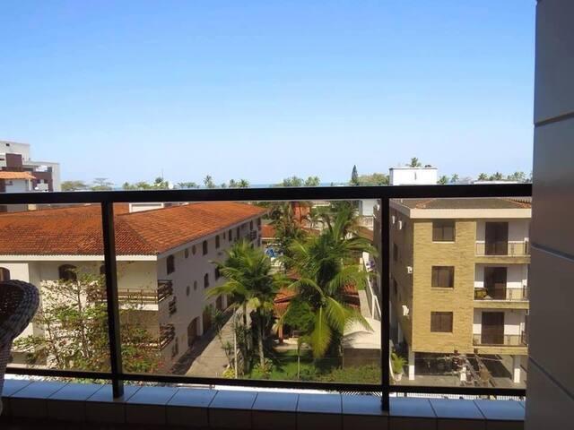 Lindo apartamento e ótima localização na Enseada