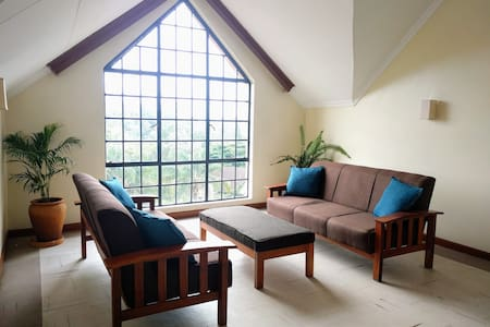 Cozy penthouse apartment in Kileleshwa - Nairobi