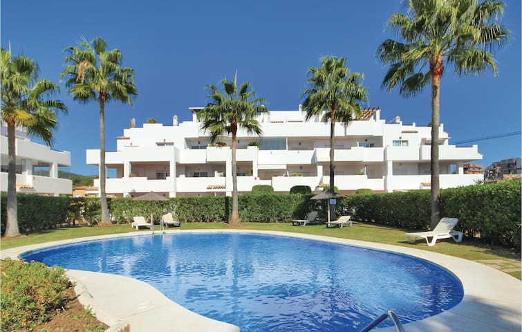 Holiday apartment with 3 bedrooms on 114m² in Estepona