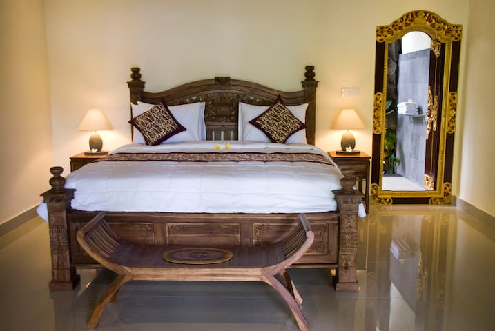 d' bale ananda - Room 2 - ubud - Bed & Breakfast