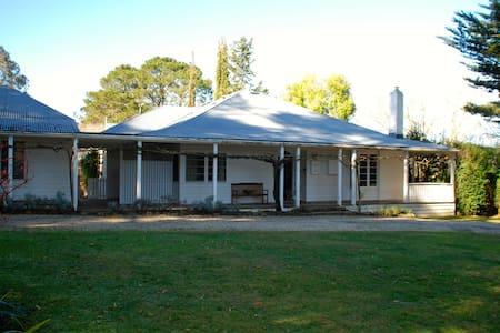 High Country Farm House - Merrijig - Maison