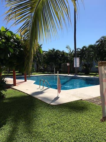 La casa azul en Acapulco - Acapulco - House