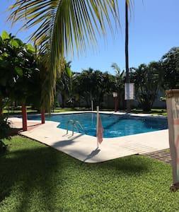 La casa azul en Acapulco - Dom