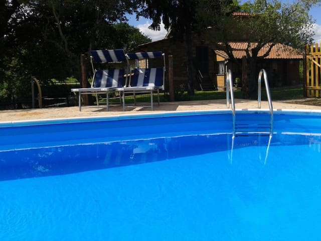 B&B Casale Santioro: relax e natura - Canale Monterano - Bed & Breakfast