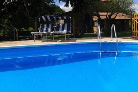 B&B Casale Santioro: relax e natura - Canale Monterano