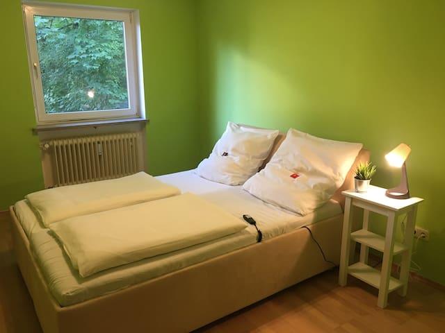 2 cozy rooms in Munich, Solln