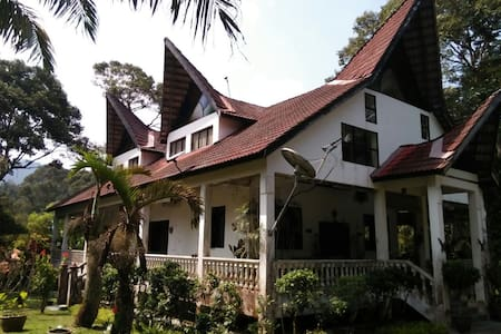 Planters Lodge - Gopeng - Vila