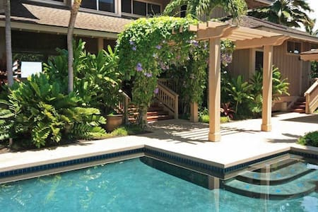 Magnificent Oceanfront Home of the Hula Moon - Puako
