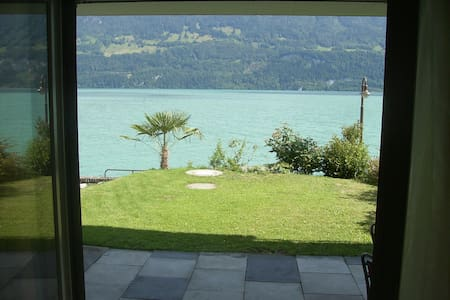 switzerland holidays on the lake - Oberried am Brienzersee - House