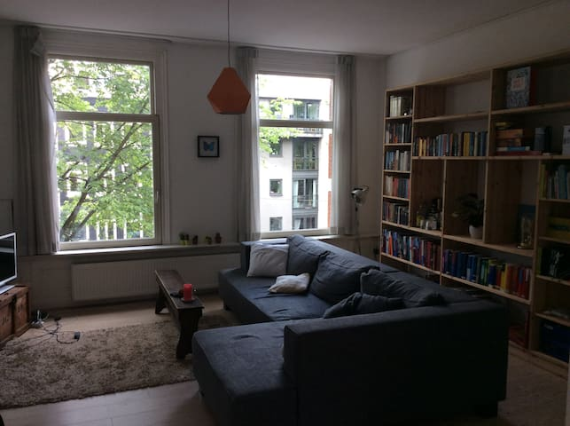Spacious appartment in the city centre!