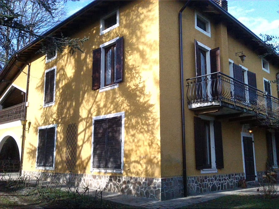 Villa Arilù