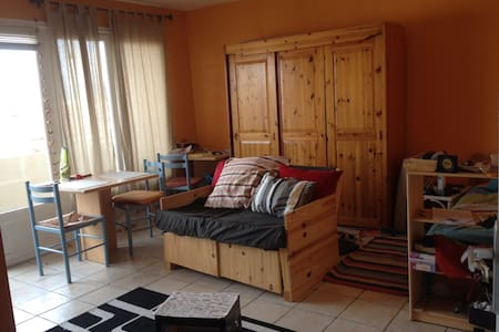 Appartement rénové balcon jolie vue - Valence - Kondominium